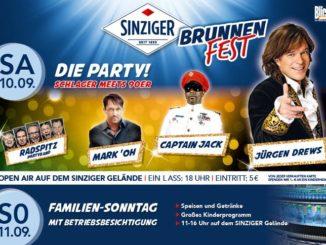 Brunnenfest Sinziger