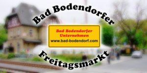 Freitagsmarkt Bad Bodendorf