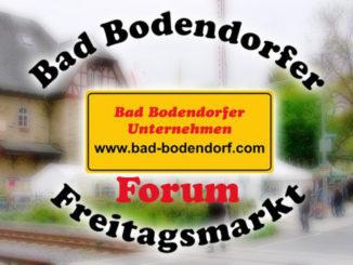 Freitagsmarkt Bad Bodendorf mit Forum