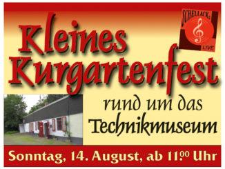 Kleines Kurgartenfest kurz