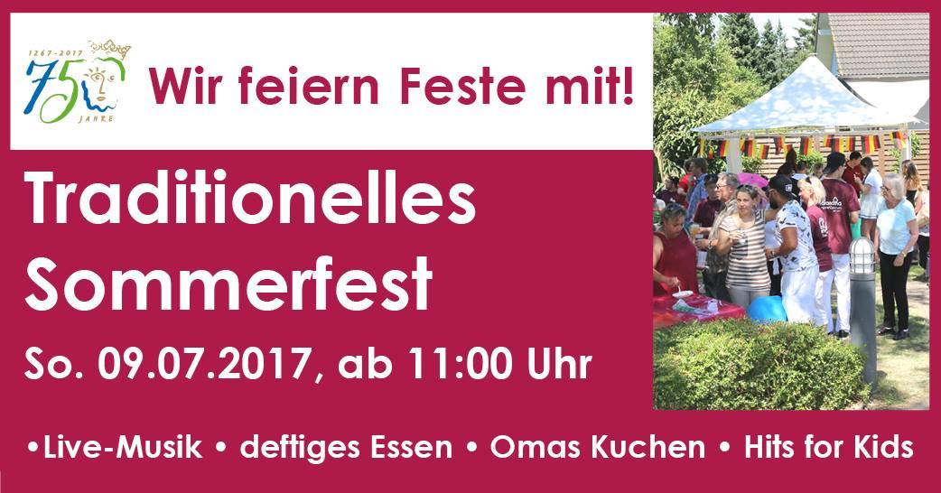 Sommerfest Maranatha @ Maranatha   Sinzig   Rheinland-Pfalz   Deutschland