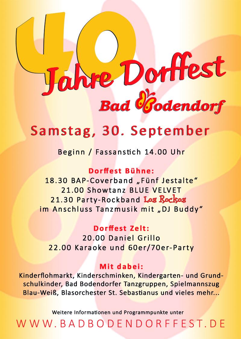 40. Dorffest @ Historischer Ortskern | Sinzig | Rheinland-Pfalz | Deutschland