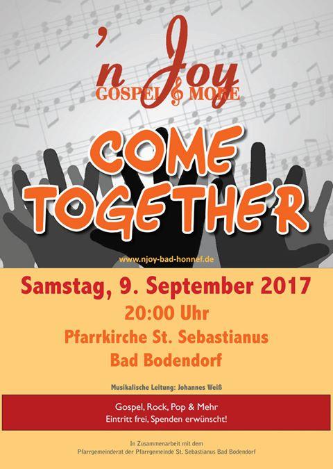 "Gospel and more ""n Joy"" @ Kirche St. Sebastianus | Sinzig | Rheinland-Pfalz | Deutschland"