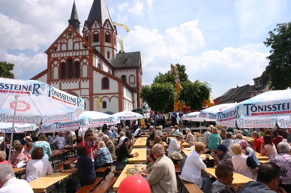 Pfarrfest in Sinzig @ Sinzig Kirchplatz   Sinzig   Rheinland-Pfalz   Deutschland