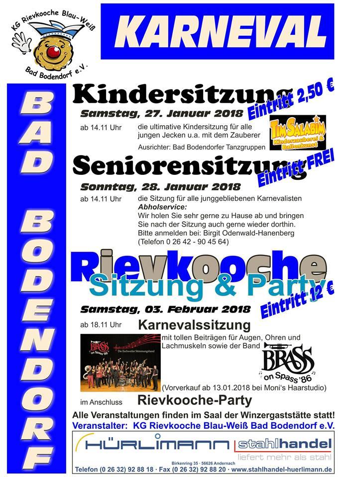 Rievkooche-Sitzung & Party @ Winzergaststätte | Sinzig | Rheinland-Pfalz | Deutschland