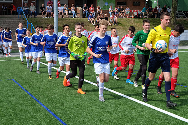 JSG-U15 Entscheidungsspiel @ Sportplatz   Niederzissen   Rheinland-Pfalz   Deutschland