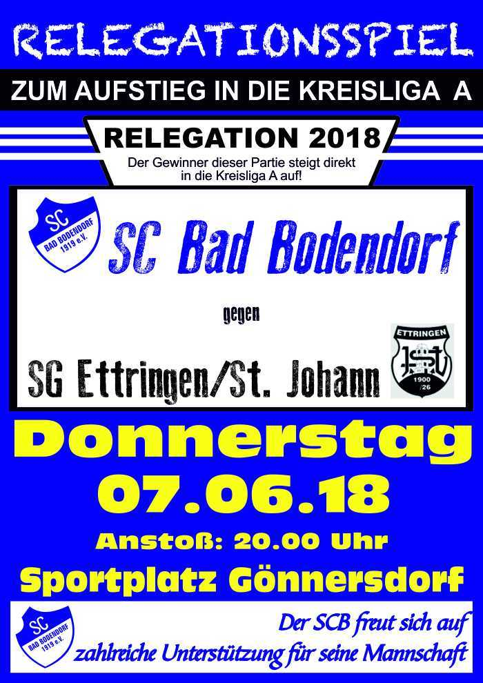 Relegationsspiel Kreisklasse A @ Sportplatz   Gönnersdorf   Rheinland-Pfalz   Deutschland