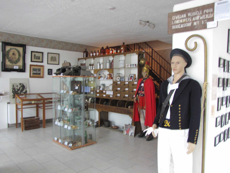 Heimatmuseum geöffnet @ Heimatmuseum   Sinzig   Rheinland-Pfalz   Deutschland