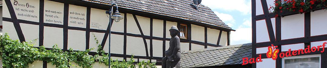 Bad-Bodendorf - Das Tor zum Ahrtal