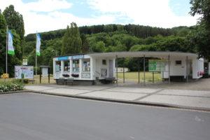 Touristinformation geöffnet @ Bäderstraße (Höhe Thermalfreibad)   Sinzig   Rheinland-Pfalz   Deutschland